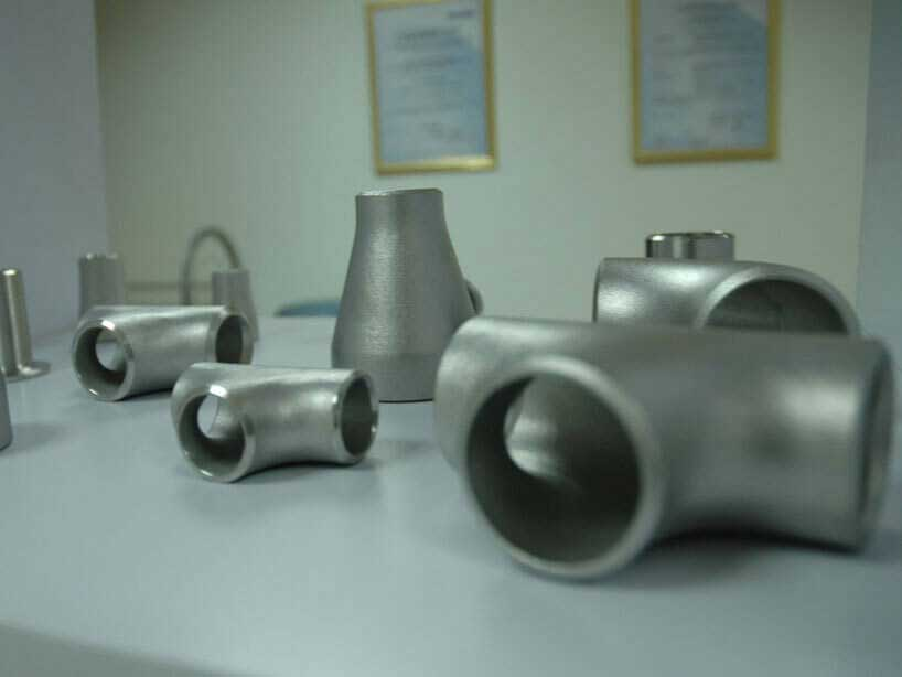 Stainless Steel 304L Pipe Fittings in Mumbai India