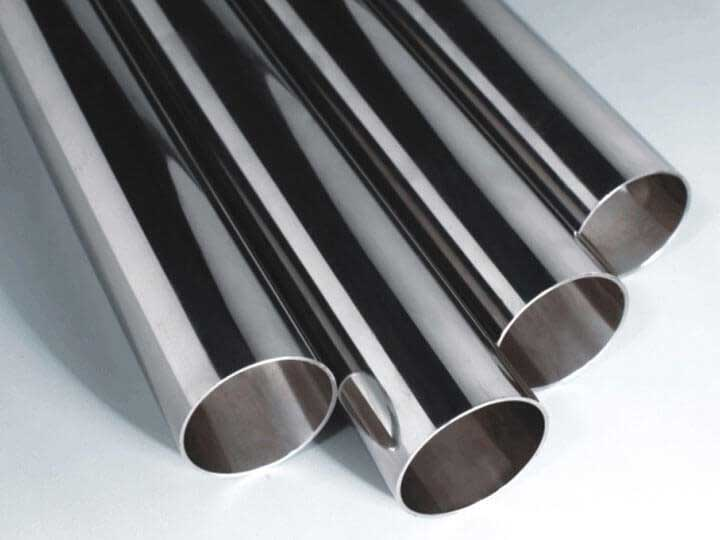 Stainless Steel 304L Pipes in India