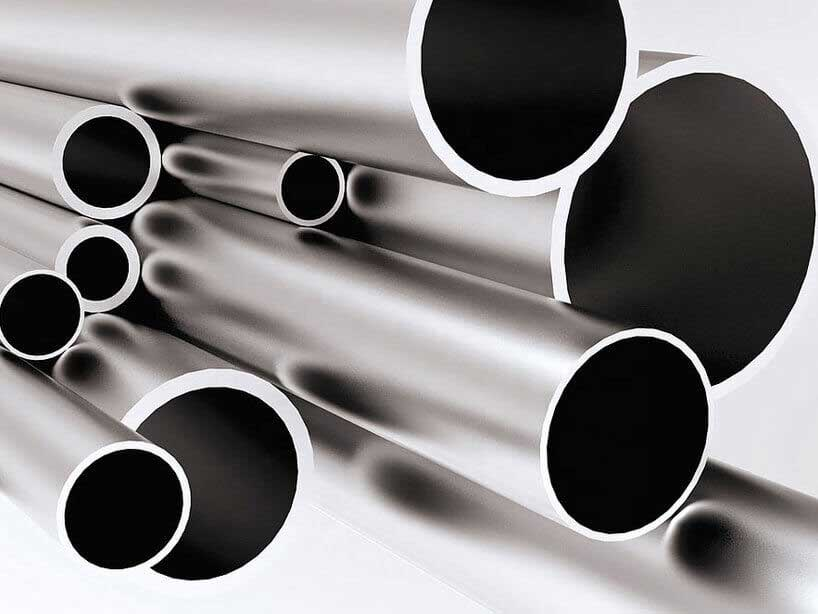 Stainless Steel 347 Pipes in Mumbai India