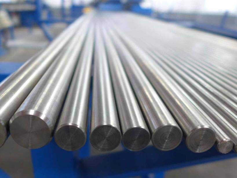 Stainless Steel 317L Round Bars in Mumbai India