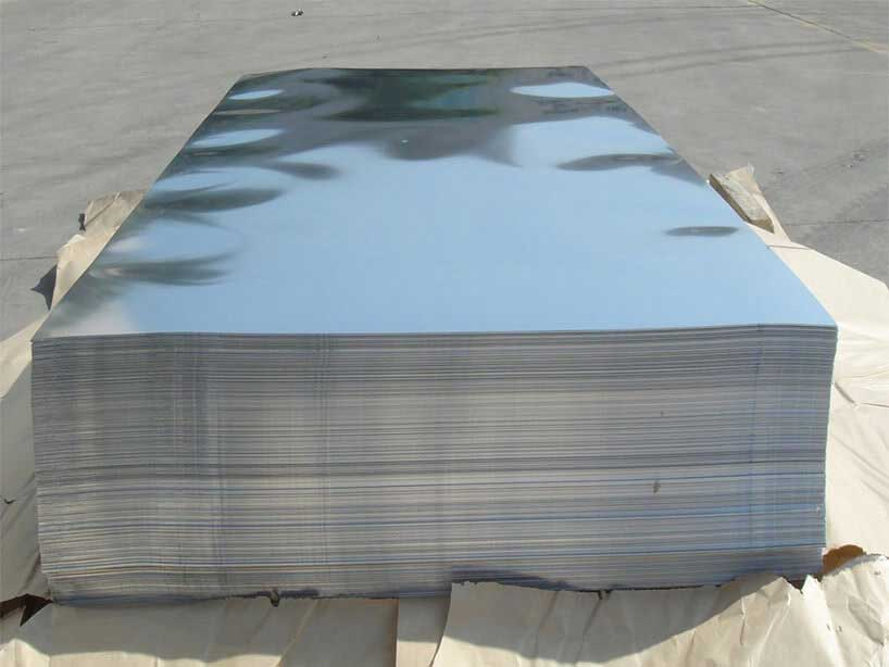 Stainless Steel 304 Sheets in Mumbai India