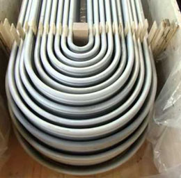 Stainless Steel 321 U Bending Heat Exchanger Pipes