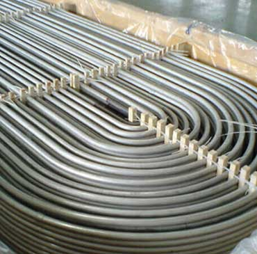 Stainless Steel 304H U Bending Heat Exchanger Tubes