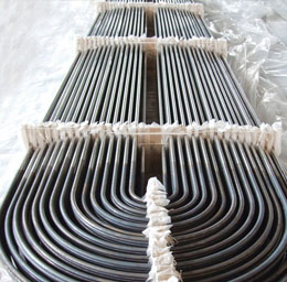 Stainless Steel 321 U Shape Heat Exchanger Pipes