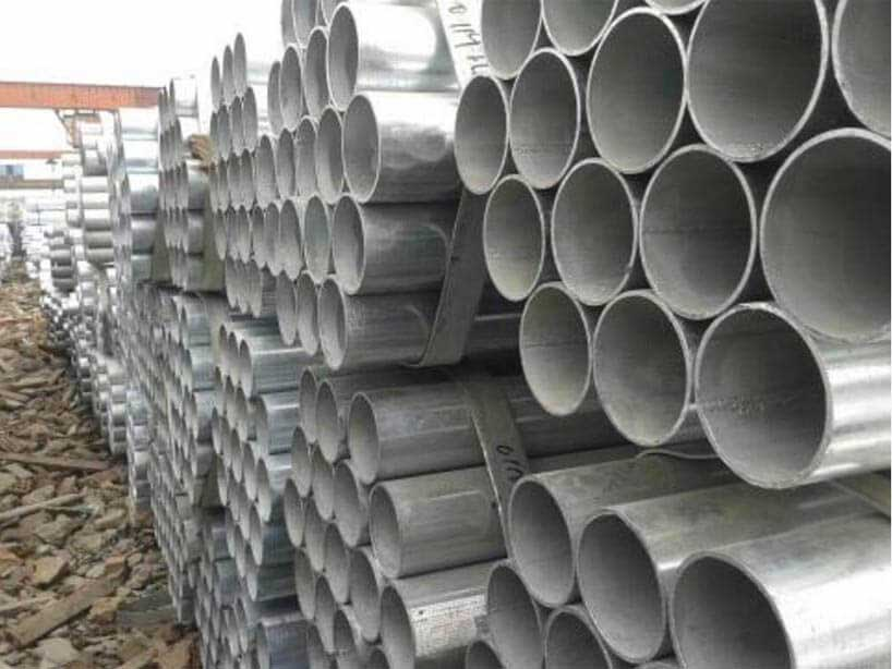 Stainless Steel 316Ti Welded Tubes in Mumbai India