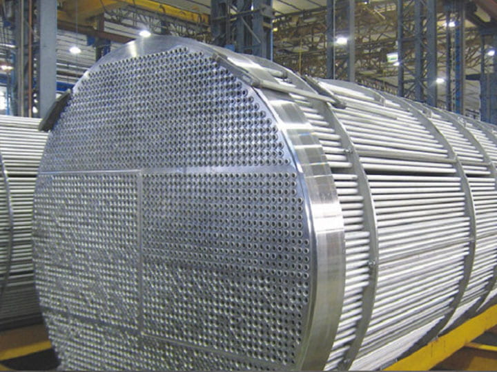 Stainless Steel 304H Heat Exchanger Tubes Dealer in Mumbai India