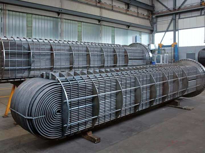 Stainless Steel 304H Heat Exchanger Tubes Supplier in Mumbai India