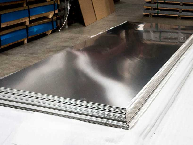 Stainless Steel 304H Sheets/Plates Manufacturer in Mumbai India