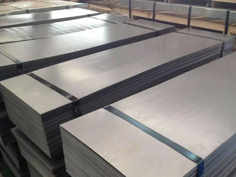 Stainless Steel 316 Sheets/Plates Supplier in Mumbai India