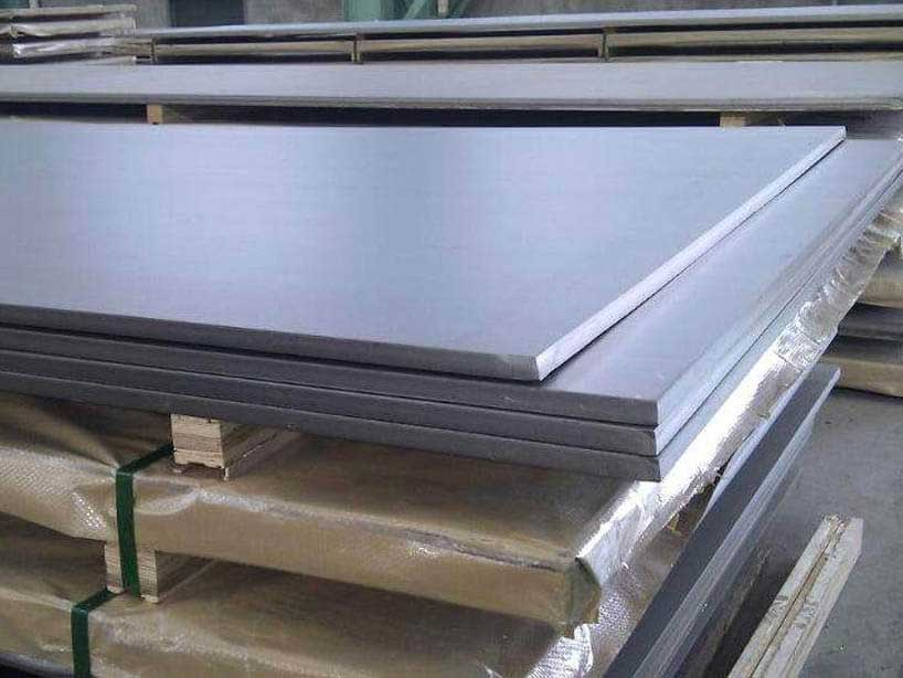 Stainless Steel 316L Sheets/Plates Manufacturer in Mumbai India