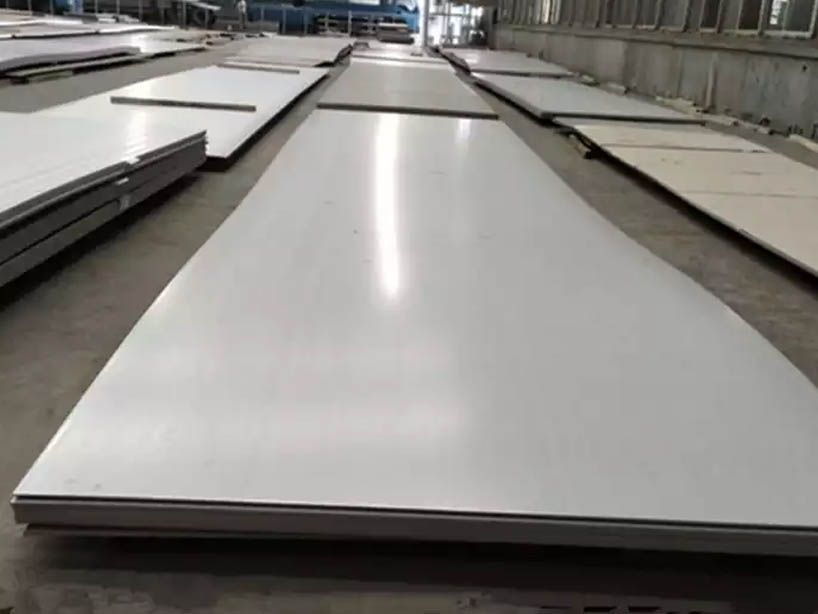 Stainless Steel 316L Sheets/Plates Supplier in Mumbai India