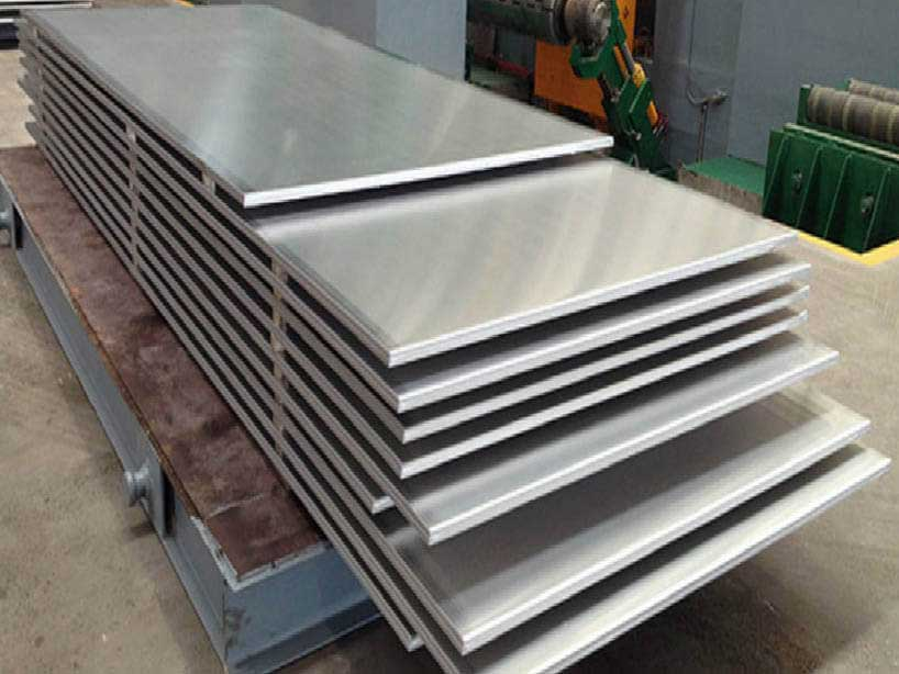 Stainless Steel 316Ti Sheets/Plates Manufacturer in Mumbai India