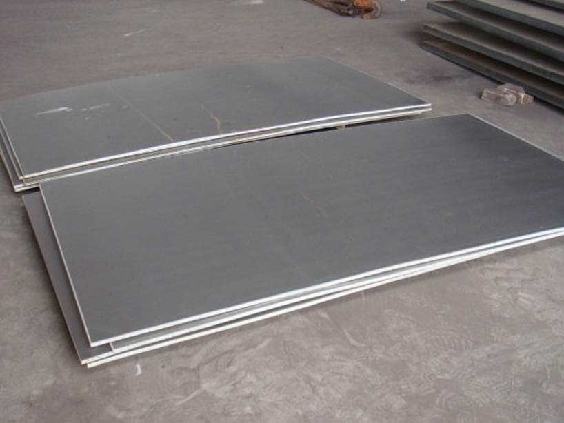 Stainless Steel 316Ti Sheets/Plates Supplier in Mumbai India