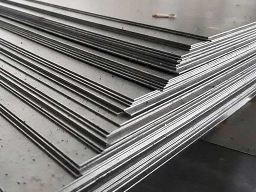 Stainless Steel 317L Sheets/Plates Manufacturer in Mumbai India