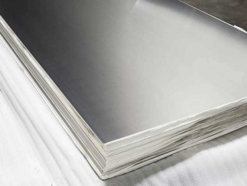 Stainless Steel 317L Sheets/Plates Supplier in Mumbai India