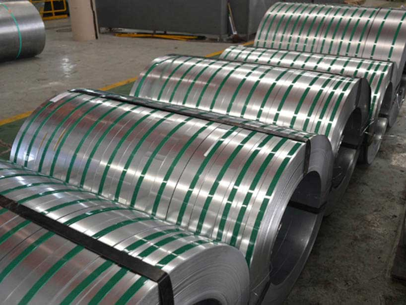 SS 321 / 321H Sheets/Plates/Coil Dealer in Mumbai India