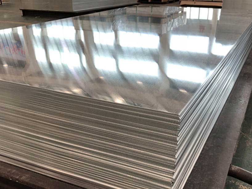 Stainless Steel 347 / 347H Sheets/Plates Supplier in Mumbai India