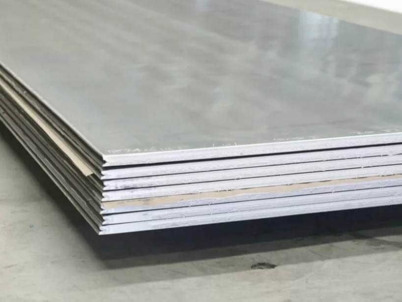 Stainless Steel 904L Sheets/Plates Manufacturer in Mumbai India