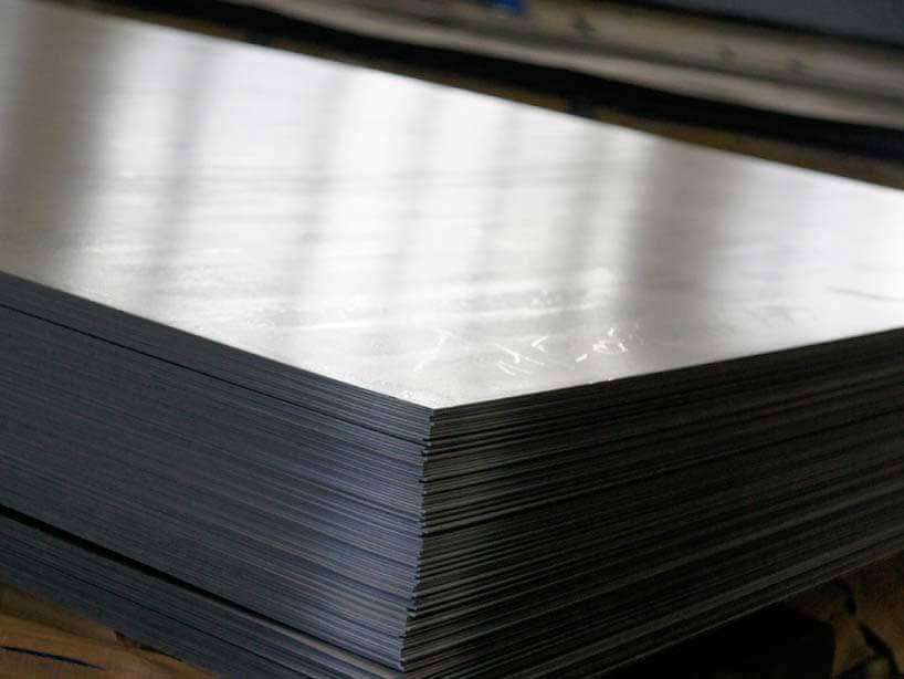 Stainless Steel 904L Sheets/Plates Supplier in Mumbai India