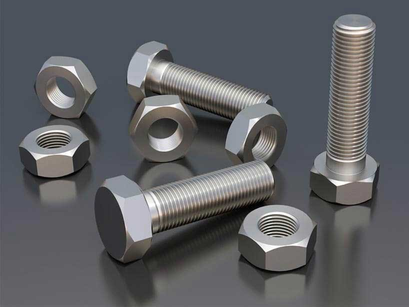 Titanium Fasteners Dealer in Mumbai India