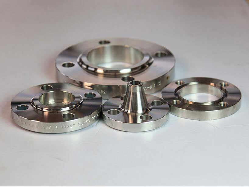 Stainless Steel 904L Flanges Dealer in Mumbai India