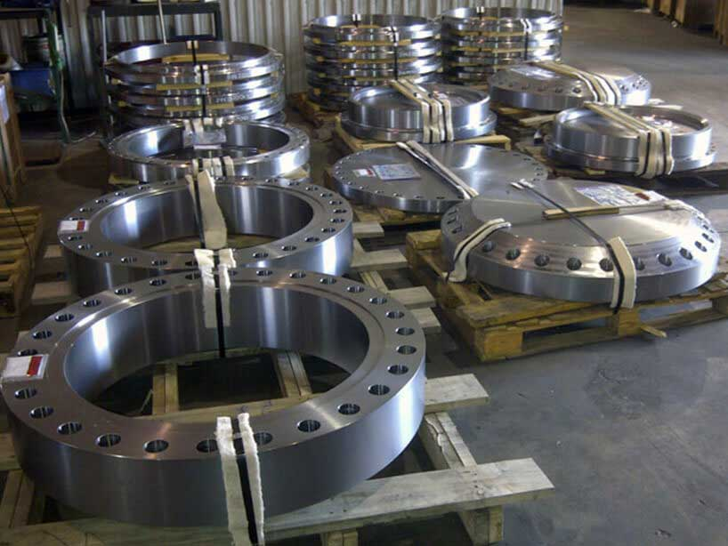 Stainless Steel 317L Flanges Supplier in Mumbai India