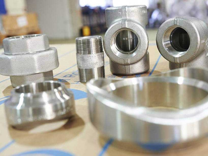 Stainless Steel 347 Forged Fittings in Mumbai India