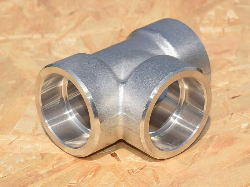 Stainless Steel 304H Forged Fittings Supplier in Mumbai India