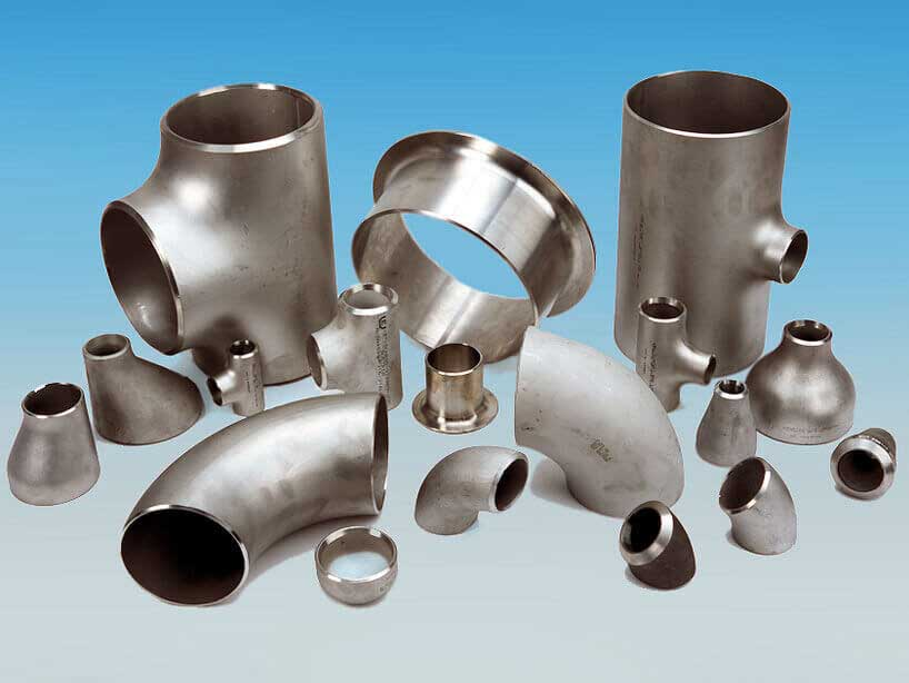 Stainless Steel 347/347H Pipe Fittings Supplier in Mumbai India