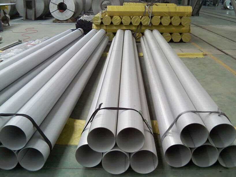 Stainless Steel 316L Pipes in Mumbai India