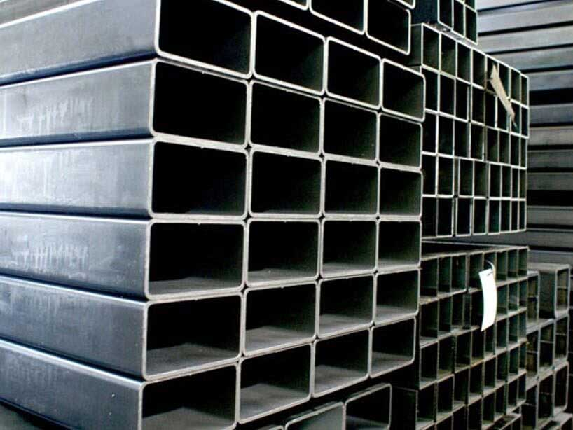 Stainless Steel 316TI Rectangle Pipes/Tubes Supplier in Mumbai India