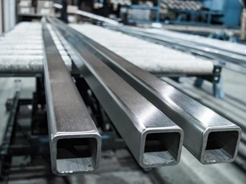 Stainless Steel 310/310S Square Pipes/Tubes Supplier in Mumbai India
