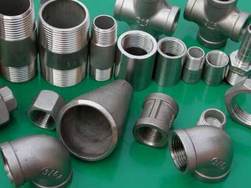 Super Duplex Steel UNS S32760 Forged Fittings Supplier in Mumbai India