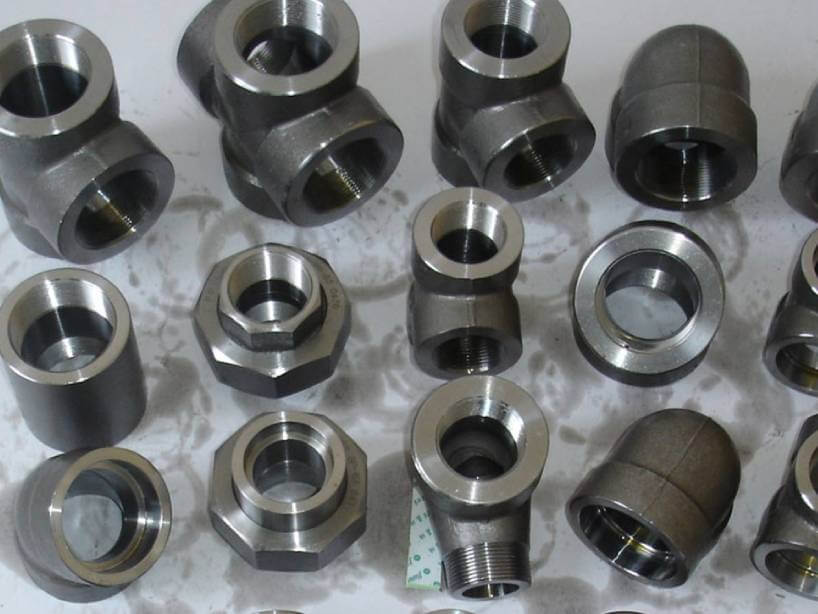 Super Duplex Steel UNS S32760 Forged Fittings Manufacturer in Mumbai India