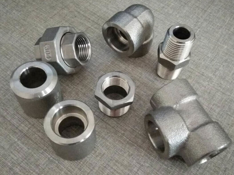 Monel K500 Forged Fittings in Mumbai India