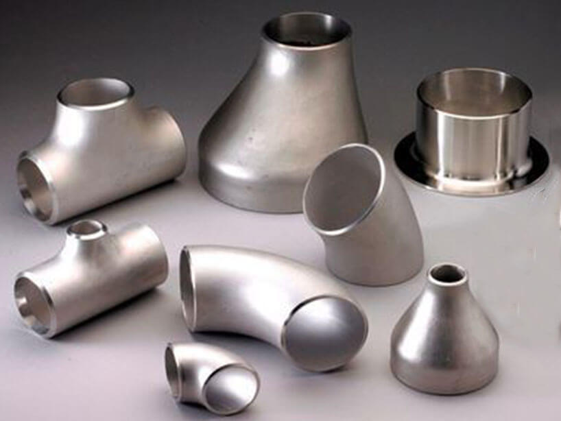 Titanium Gr.5 Pipe Fittings Supplier in Mumbai India