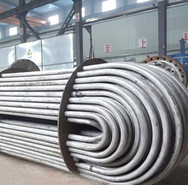 Stainless Steel 304H Welded Heat Exchanger Tubes