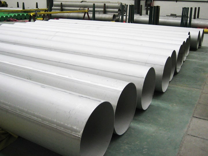 Stainless Steel 304/304L Welded Pipes Manufacturer in Mumbai India