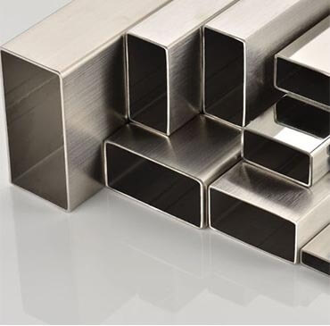 Stainless Steel 316TI Welded Rectangle Tubes