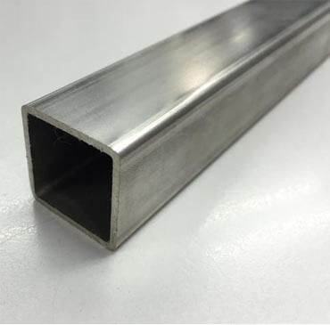 Stainless Steel 304/304L Welded Square Tubes
